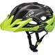 KED Status Helmet Junior Green Black Matt